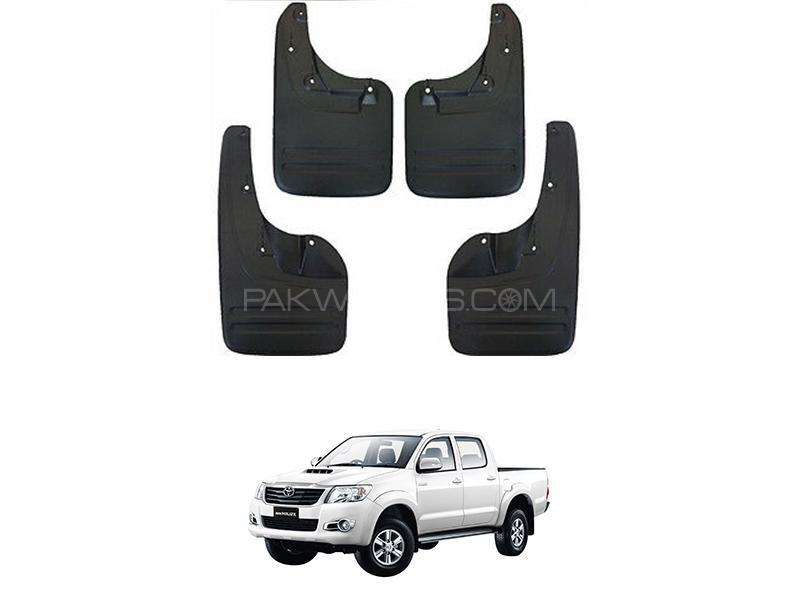 Toyota Vigo 2005-2015 Mud Flap Set - 4 Pcs in Karachi