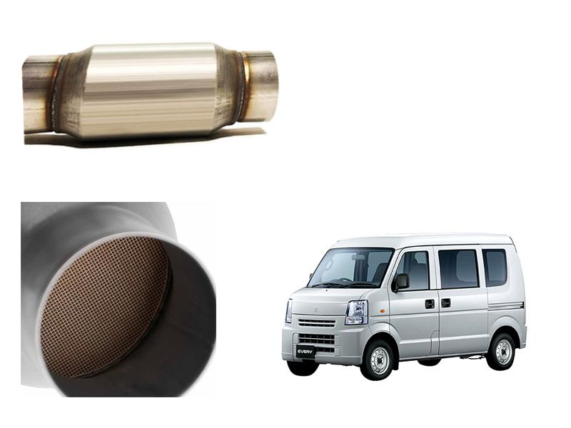Catalytic Converter Mid Pipe For Suzuki Every 2008-2014 in Faisalabad
