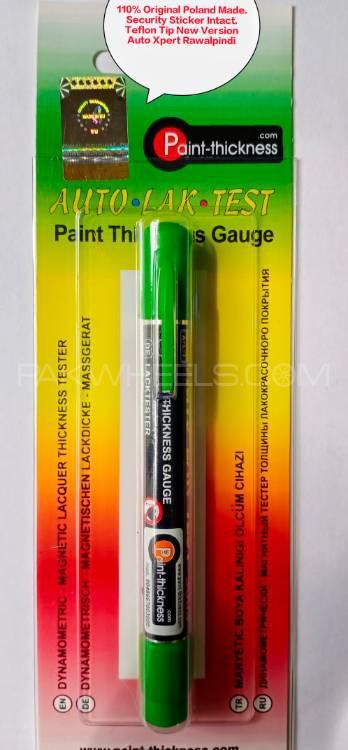 Car Paint Tester Auto Lak Bit3003 Flat Magnet + Teflon Tip Image-1