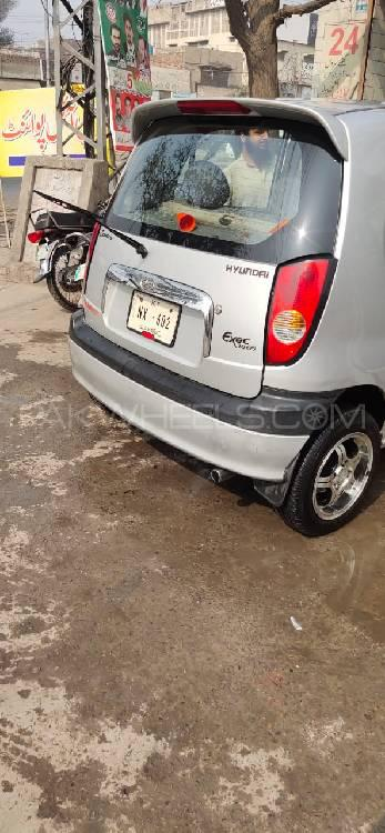 Hyundai Santro Exec GV 2009 Image-1