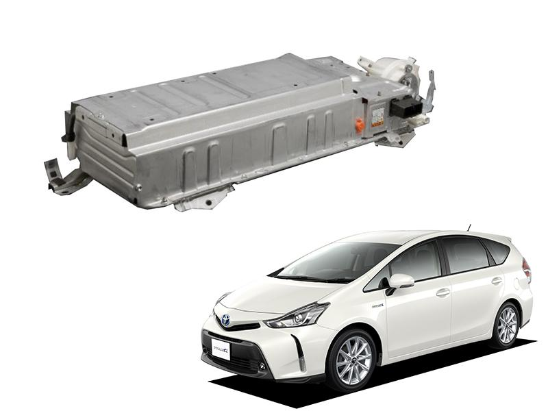 Toyota Prius 1.8 Alpha Hybrid Battery Unit in Lahore