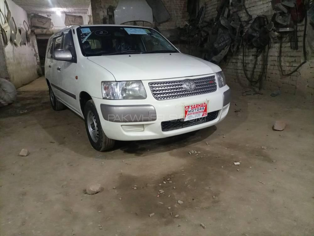 Toyota Succeed TX G Package Limited 2003 Image-1