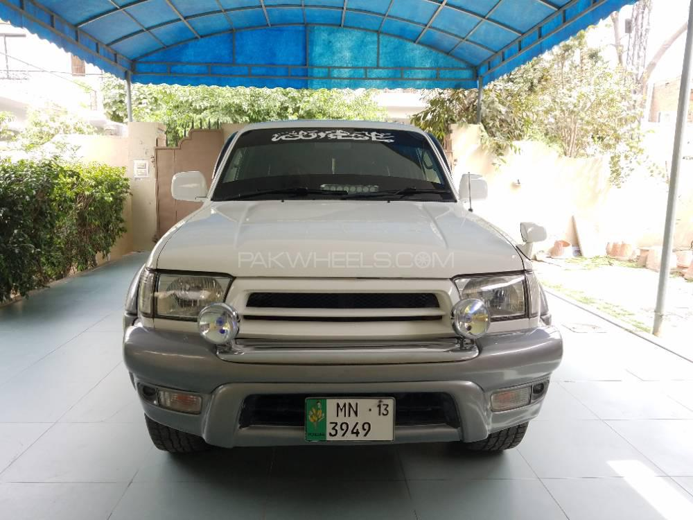 Toyota Surf SSR-X 2.7 1998 Image-1