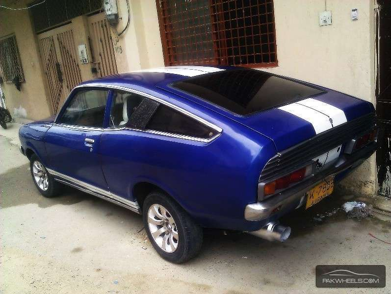 Datsun 120 Y 1974 for sale in Karachi | PakWheels
