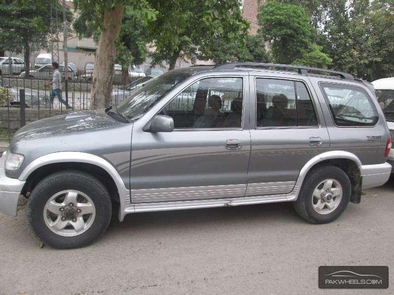 KIA Sportage 2004 For Sale In Lahore