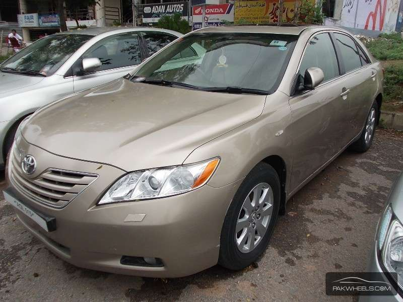 toyota camry g limited edition 2008 for sale in islamabad. Black Bedroom Furniture Sets. Home Design Ideas