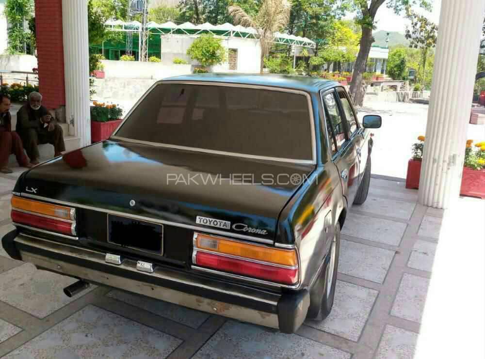 Toyota Corona DX 1980 Image-1