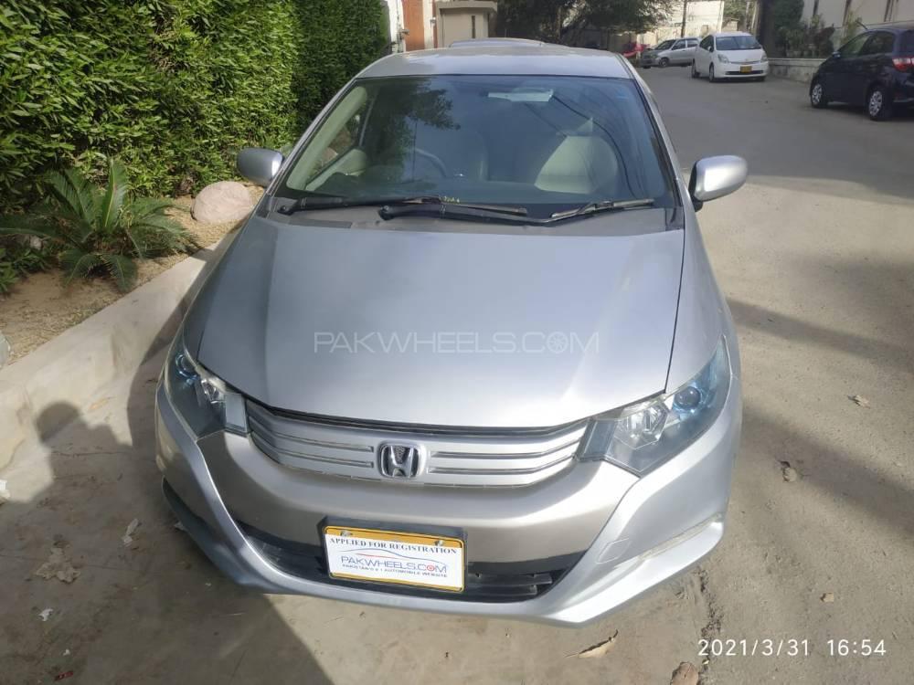 Honda Insight L 2010 Image-1
