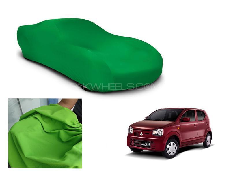 Suzuki Alto Microfiber Coated Anti Scratch And Anti Swirls Water Resistant Top Cover in Lahore