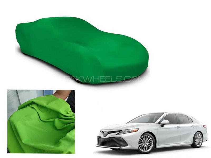 Toyota Camry 2021 Microfiber Coated Anti Scratch And Anti Swirls Water Resistant Top Cover in Lahore
