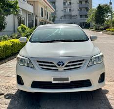 Used Toyota Corolla XLi VVTi 2013