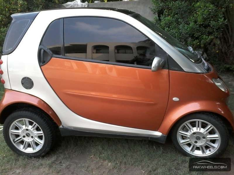 Mercedes benz smart 2003 for sale in lahore pakwheels for Mercedes benz smart car for sale