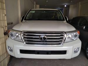 Used Toyota Land Cruiser ZX 2015