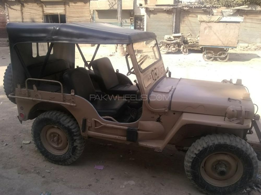 Jeep Other 1952 Image-1