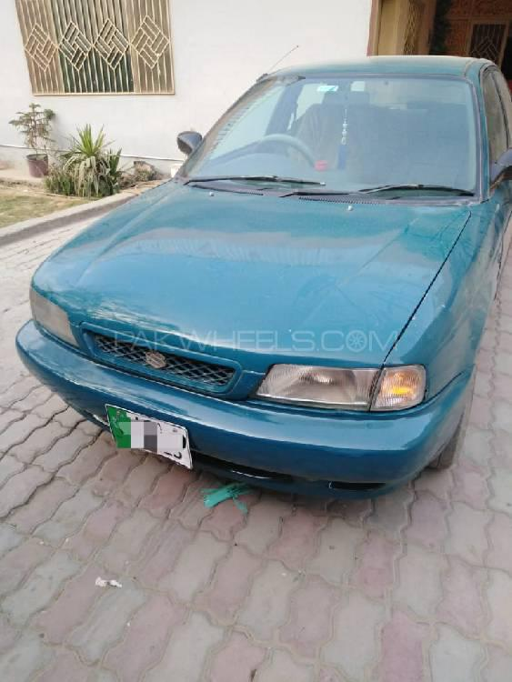 Suzuki Baleno GL 1998 Image-1