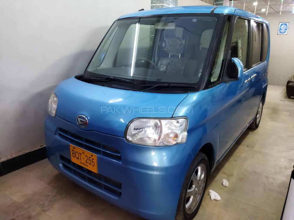 ڈائی ہاٹسو ٹانٹو G 2012 Image-1