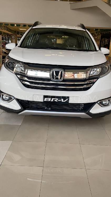 Honda BR-V i-VTEC S 2021 Image-1