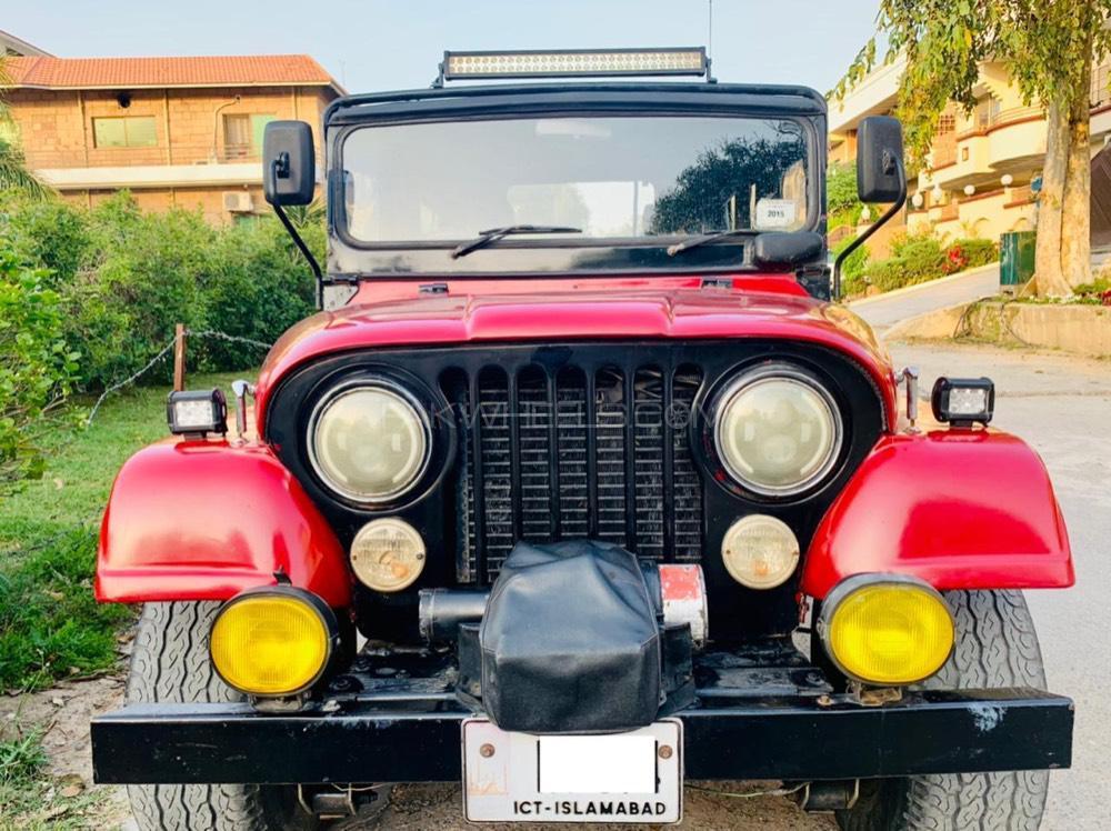 Jeep Cj 7 1967 Image-1