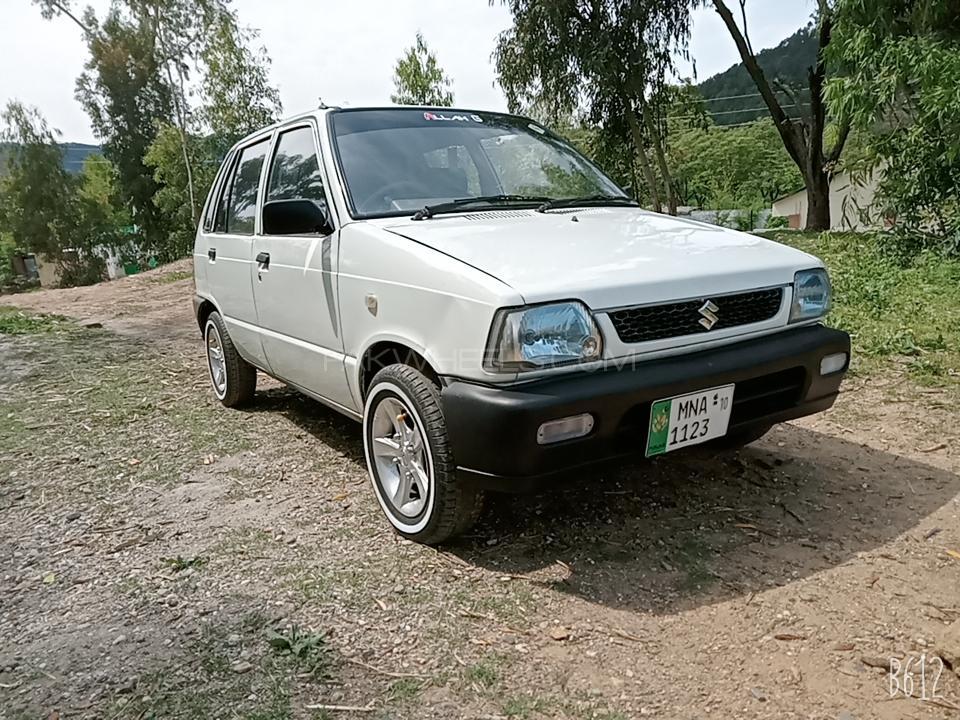 Suzuki Mehran VX (CNG) 2010 Image-1
