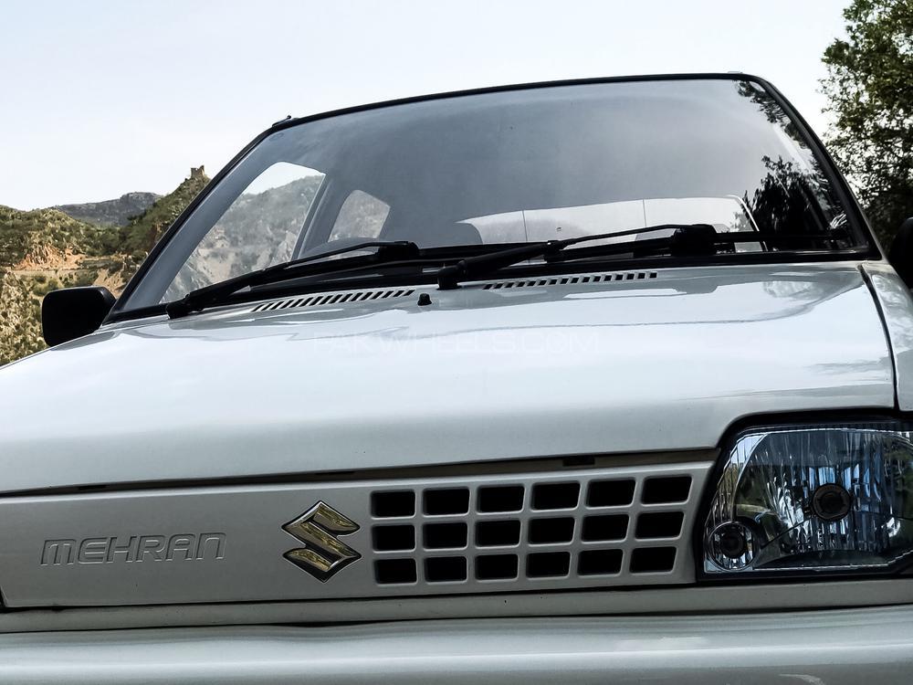 Suzuki Mehran VXR Euro II (CNG) 2017 Image-1