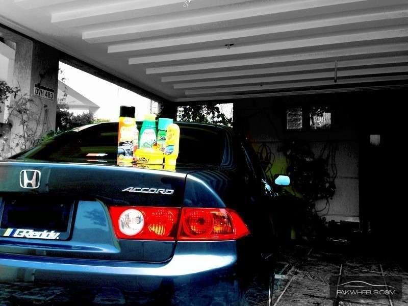 Honda Accord CL7 2005 Image-6