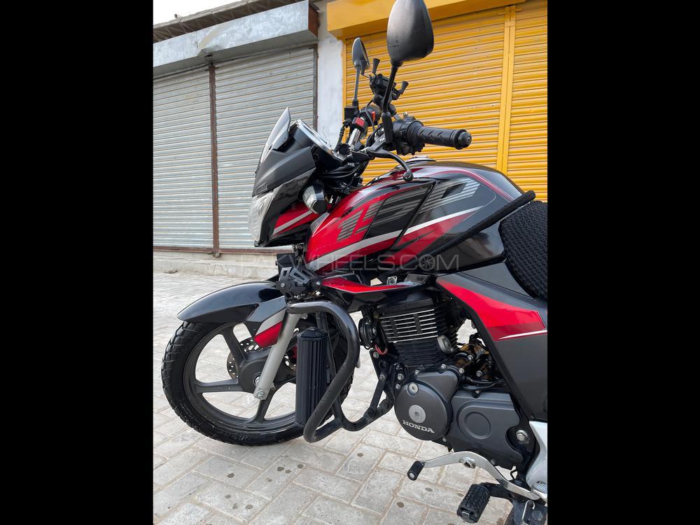 ہونڈا CB 150F 2019 Image-1