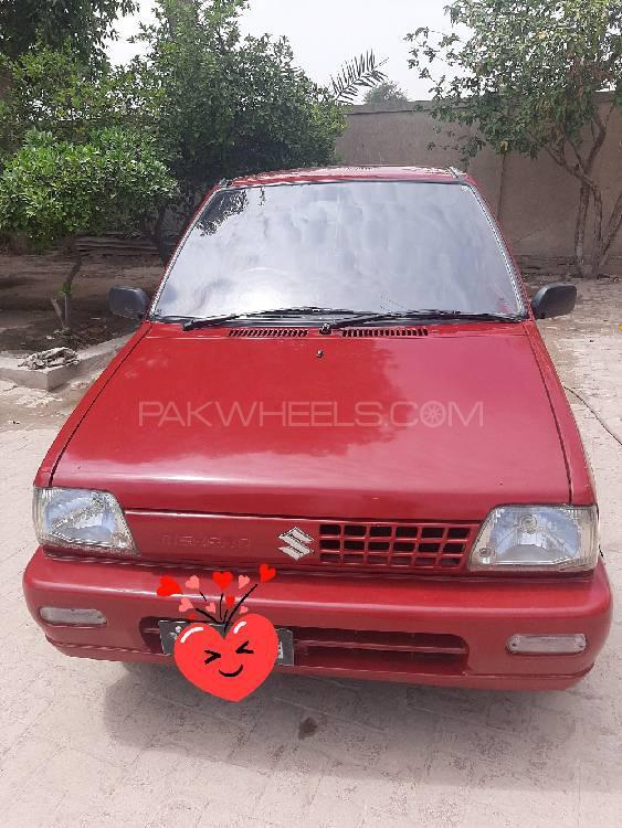 Suzuki Mehran VX (CNG) 1989 Image-1