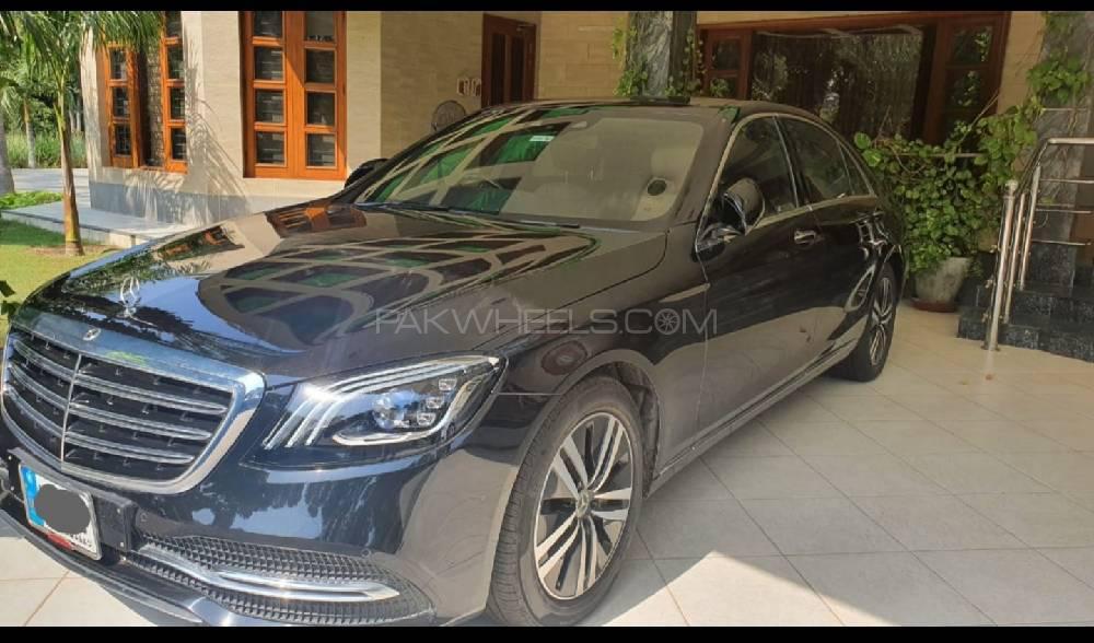 Mercedes Benz S Class 2019 Image-1
