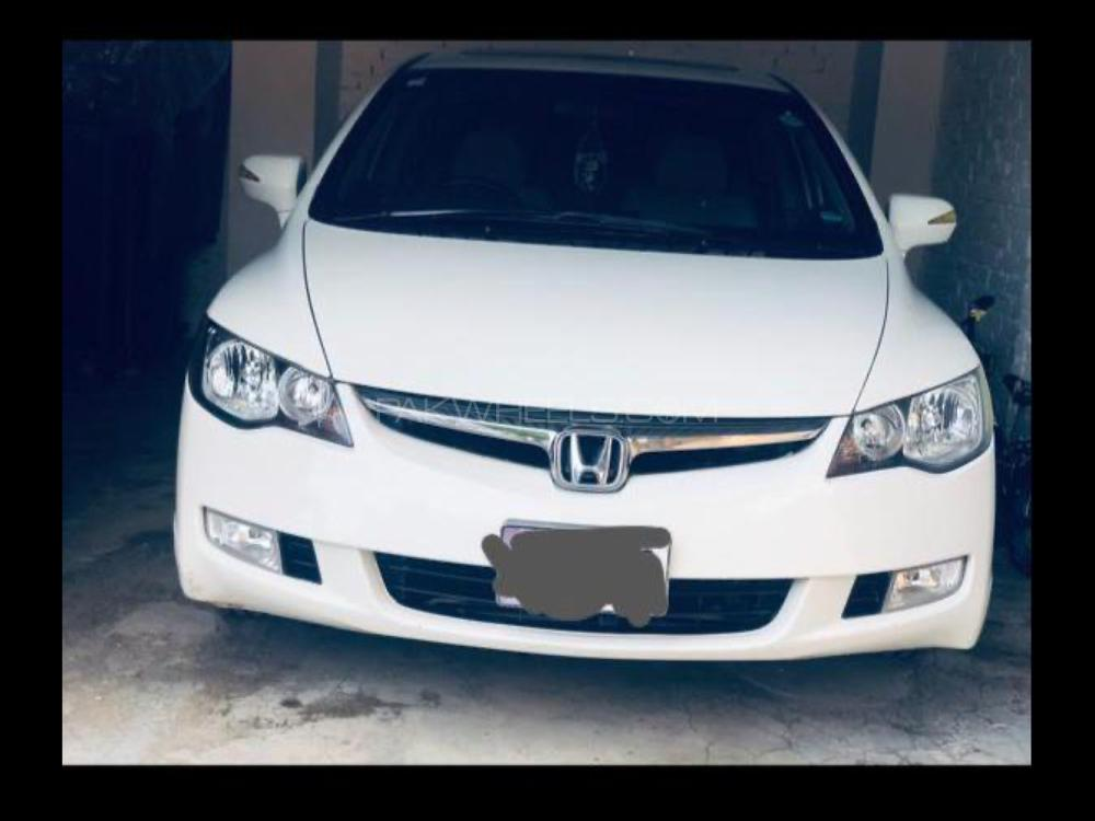 Honda Civic VTi Oriel Prosmatec 1.8 i-VTEC 2010 Image-1