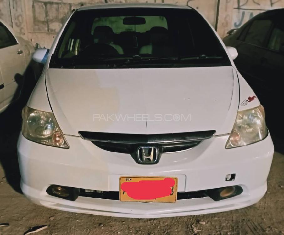 Honda City i-DSI Vario 2004 Image-1