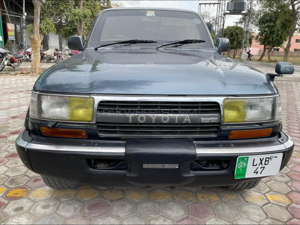 Toyota Land Cruiser VX 4.2D 1992 Image-1