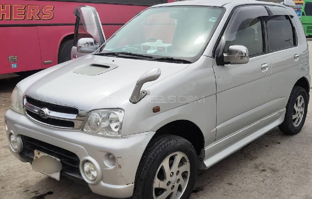 Daihatsu Terios Kid Custom X 2004 Image-1