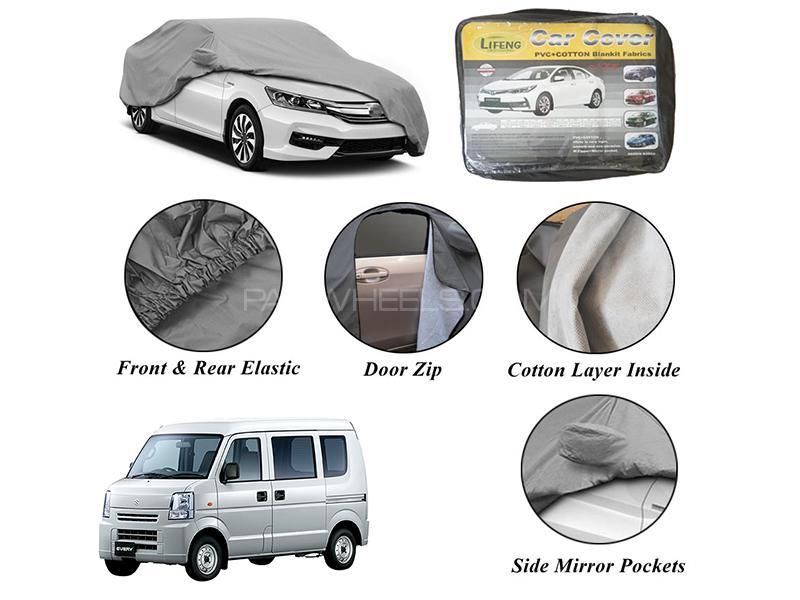 Suzuki Every 2005-2021 Non Woven Inner Cotton Layer Car Top Cover  in Karachi