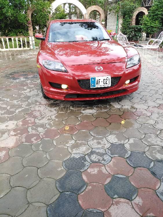 Mazda RX8 Type E 2007 Image-1