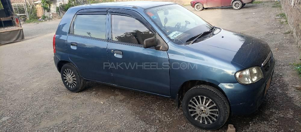 Suzuki Alto VXR (CNG) 2008 Image-1