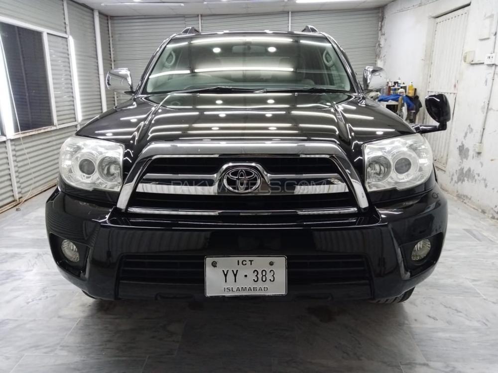 Toyota Surf SSR-G 2.7 2004 Image-1
