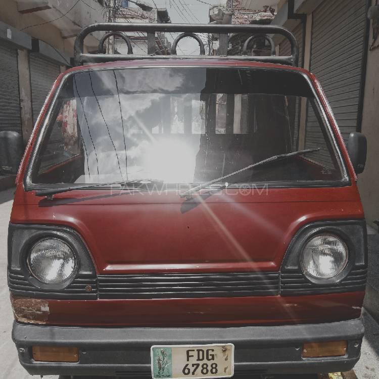 Suzuki Khyber 1982 Image-1