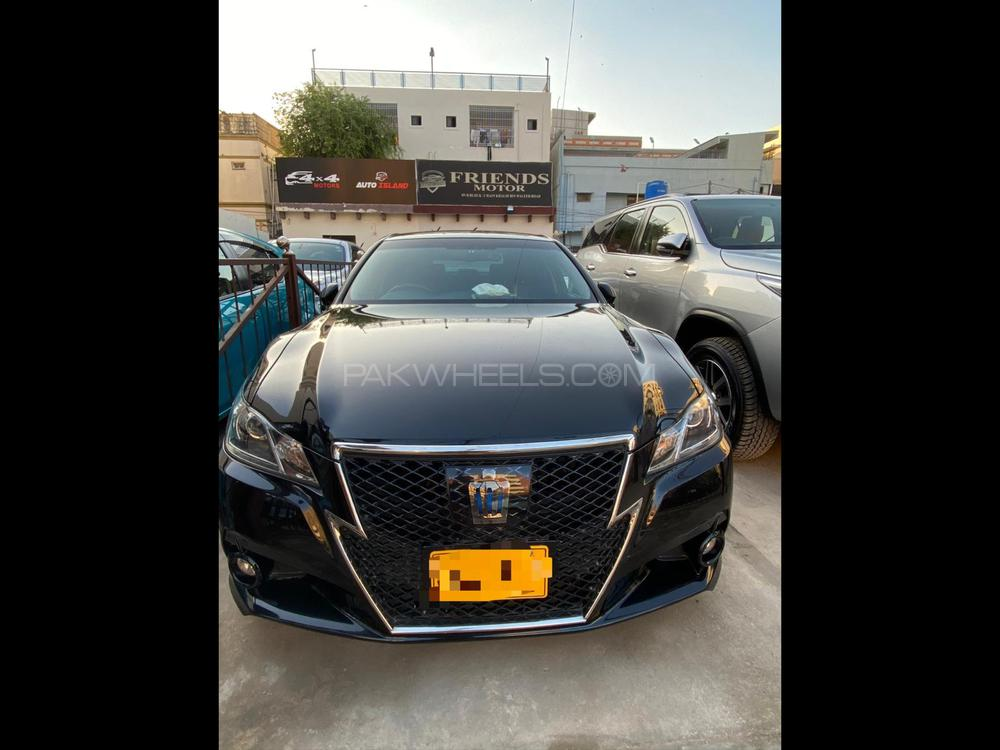 Toyota Crown Athlete G Package 2014 Image-1