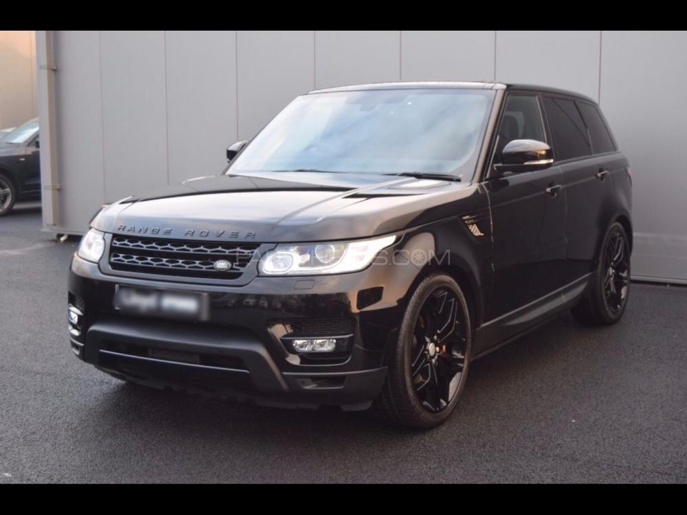 Range Rover Autobiography 2014 Image-1