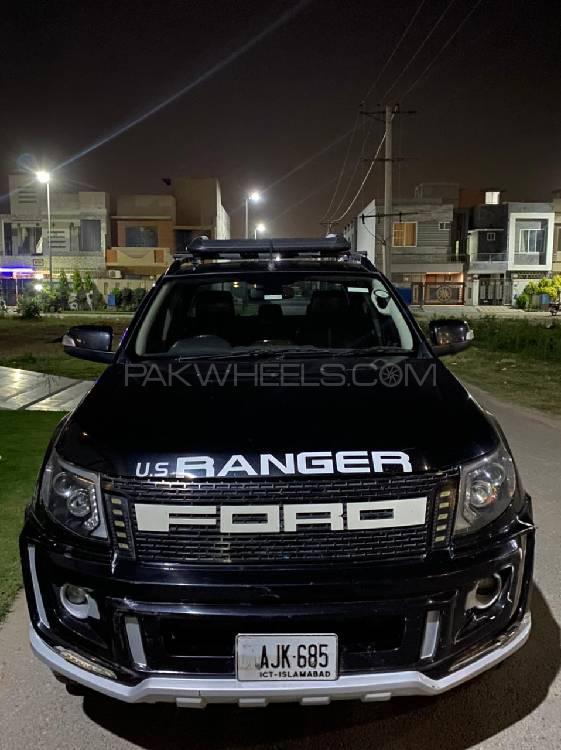 Ford Ranger 2014 Image-1