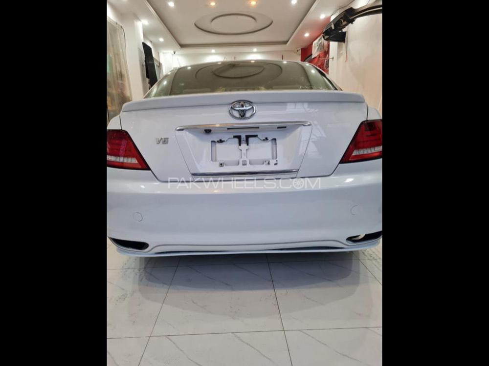 Toyota Mark X 250G F Package 2007 Image-1