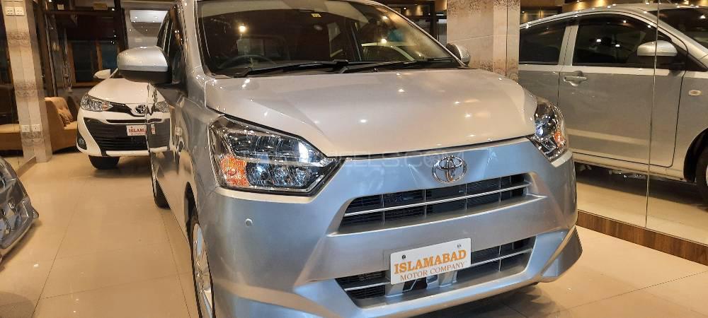 Toyota Pixis Epoch G 2019 Image-1