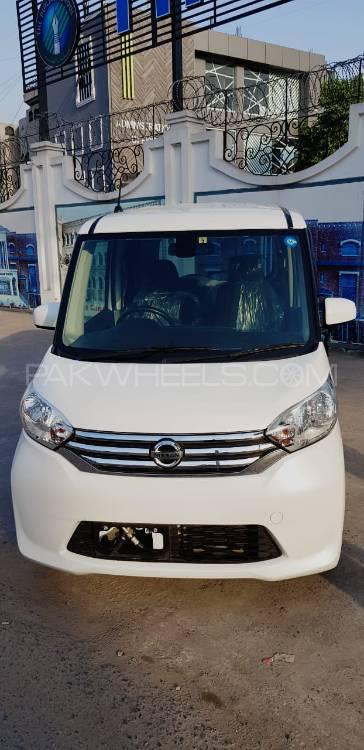 Nissan Roox 2018 Image-1