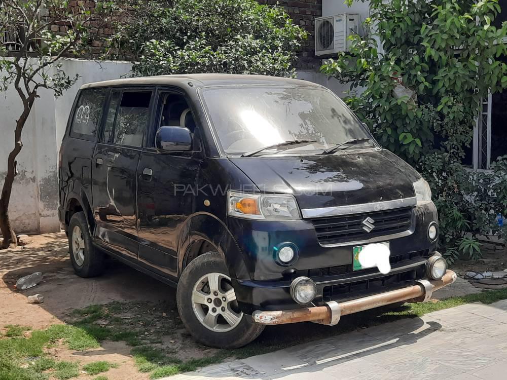 سوزوکی  APV GLX (سی این جی) 2006 Image-1