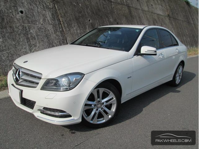 mercedes benz c class c250 2011 for sale in karachi