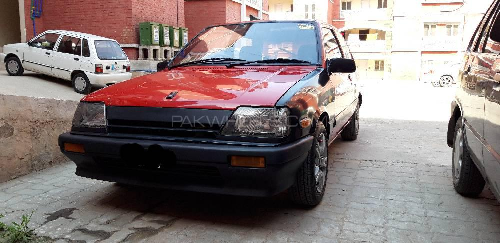 Suzuki Khyber 1986 Image-1