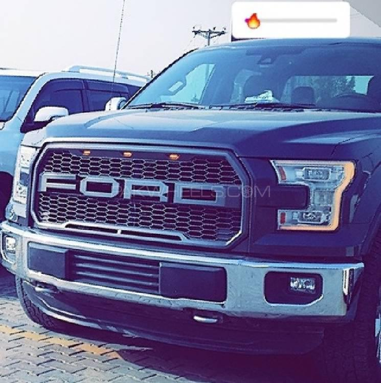 Ford F 150 2015 Image-1