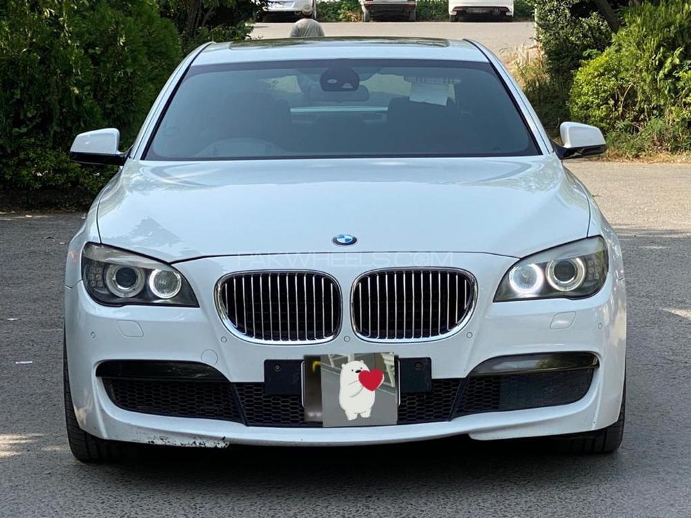 BMW 7 Series 750i 2010 Image-1
