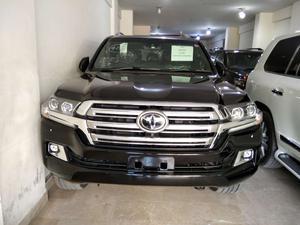 Used Toyota Land Cruiser ZX 2016