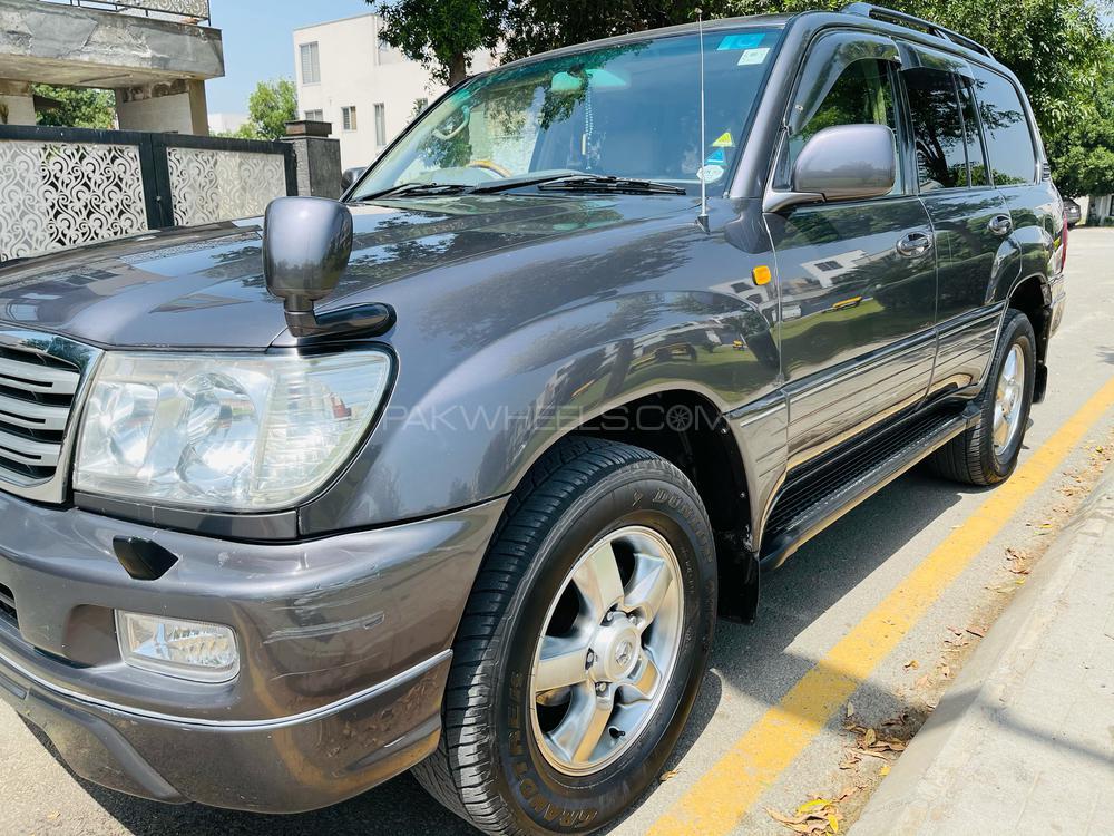 Toyota Land Cruiser VX Limited 4.2D 2005 Image-1